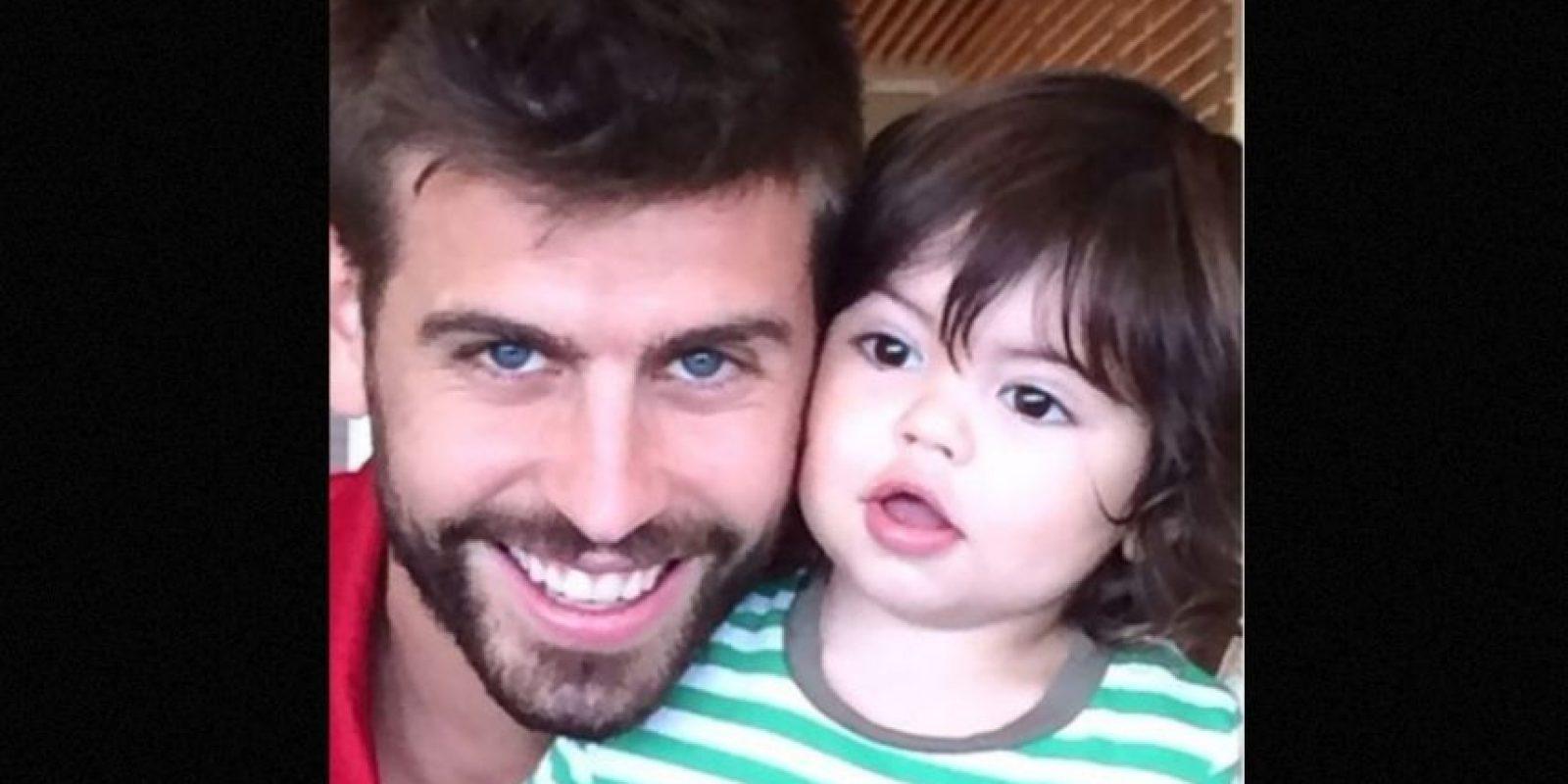 Milan Piqué nació el 22 de enero de 2013 Foto:Instagram/Shakira