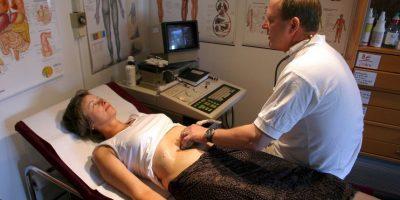 Las pruebas de ultrasonido siempre han sido sumamente emocionantes para las futuras mamás ansiosas por ver a sus bebés Foto:Getty Images