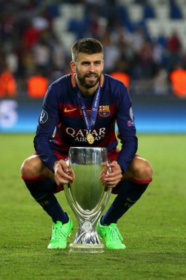 Tres Ligas de Campeones de Europa Foto:Getty Images