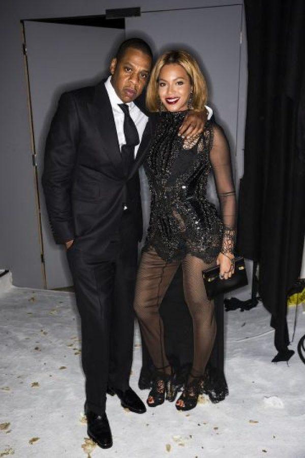 Beyoncé y Jay Z son la pareja más influyente del mundo del espectáculo. Foto:Getty Images