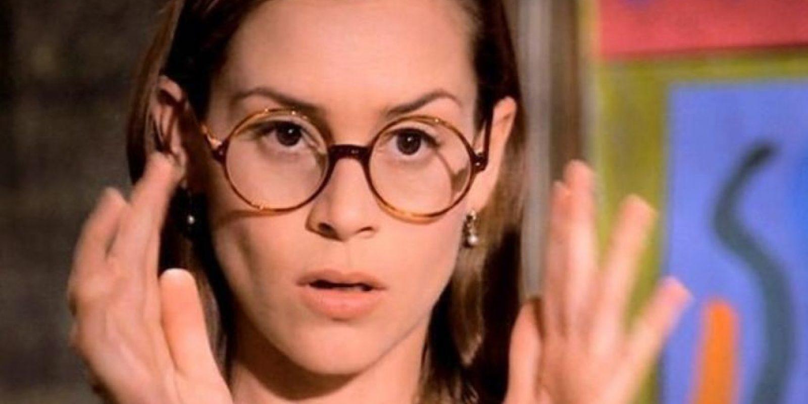 "Embeth Davidtz era la famosa ""Maestra Honey"", profesora de Matilda Foto:TriStar"