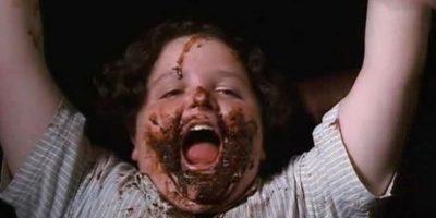 """Jimmy Karz era """"Bruce Bolaños"""", el chico de la famosa escena del pastel Foto:TriStar"""