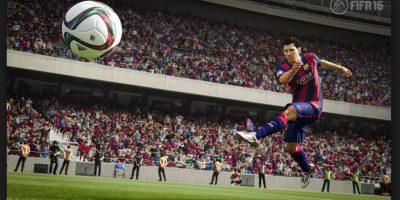 La fecha del lanzamiento de FIFA 16 será el 25 de septiembre de este año Foto:EASport