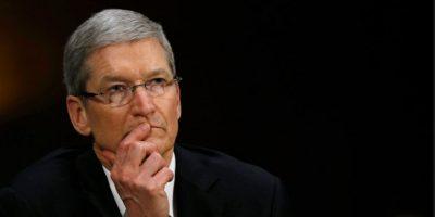 Es el actual director ejecutivo de Apple inc Foto:Getty Images