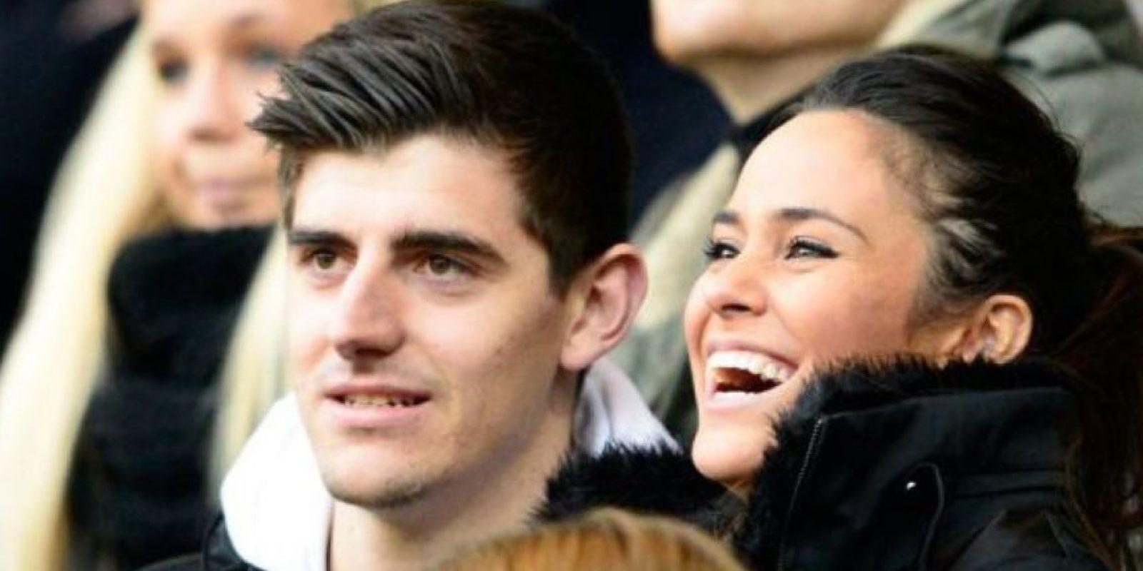 Su pareja formal es Marta Domínguez Foto:Vía instagram.com/thibautcourtois