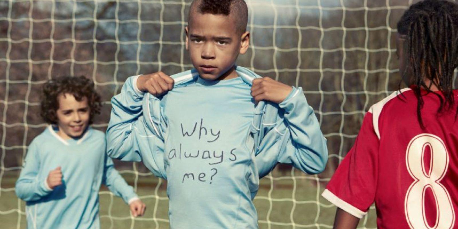 3. ¿Por qué siempre yo? Foto:georgelogan.co.uk