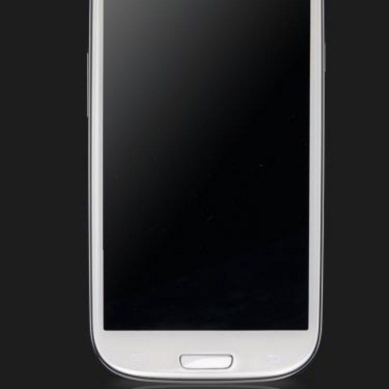 Modelo S3 (2012) Foto:Samsung