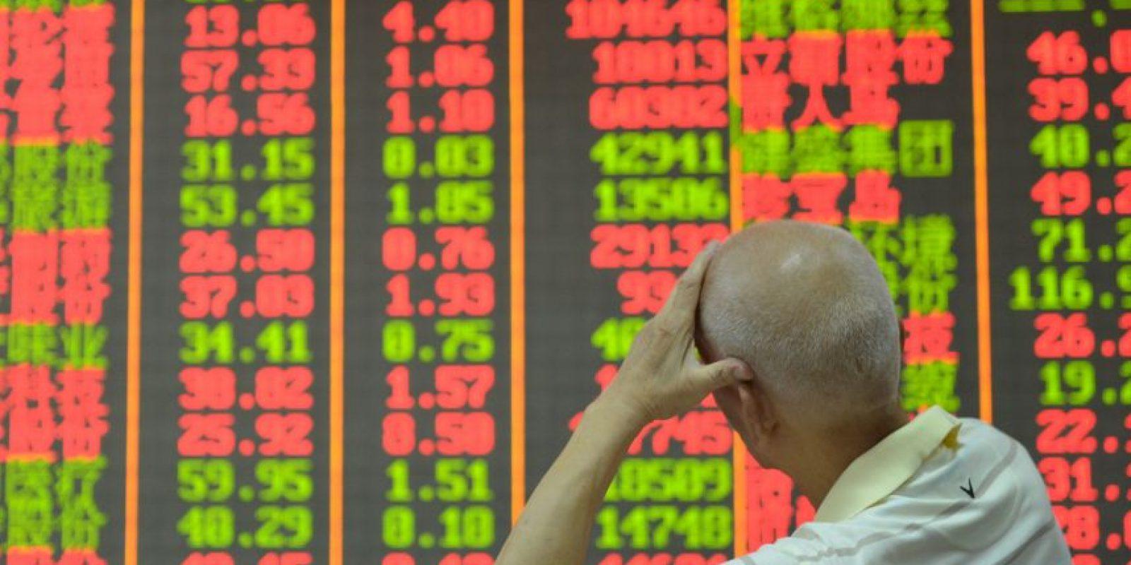 Esta devaluación permite que sus socios comerciales le compren productos más baratos. Foto:AFP