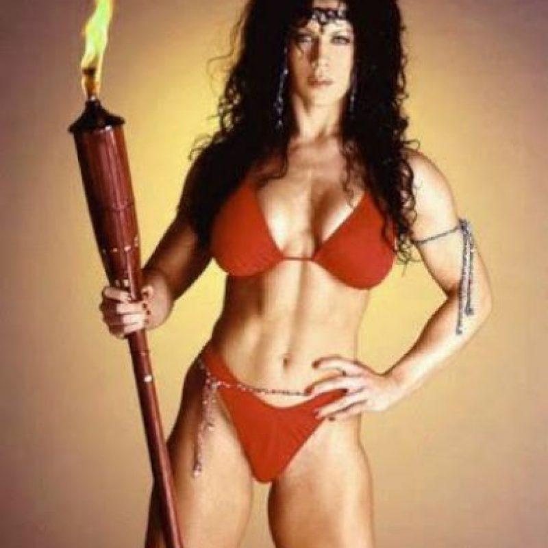Su nombre real es Joan Marie Laurer. Foto:Vía facebook.com/ChynaJoanLaurer
