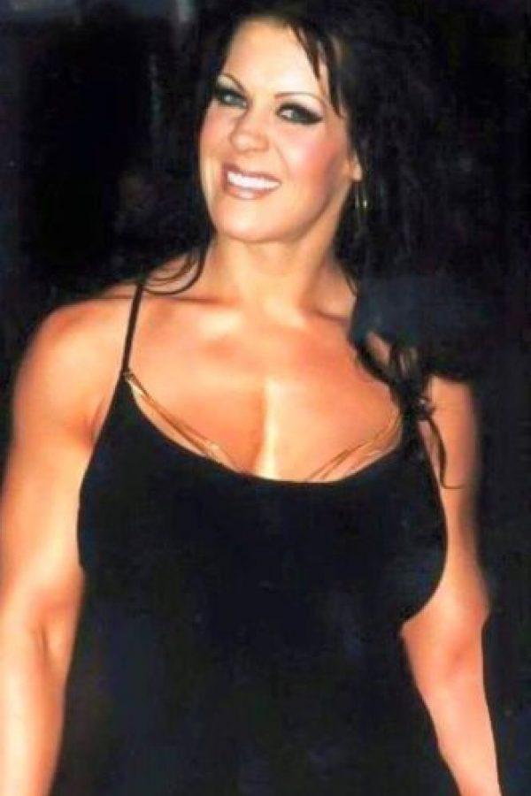 """Tras 10 años de ausencia, Chyna reapareció en """"Total Nonstop Action Wrestling"""". Foto:Vía facebook.com/ChynaJoanLaurer"""