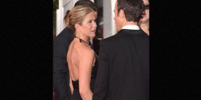 Tras su matrimonio fallido con Brad Pitt, la actriz encontró el amor en Justin. Foto:Getty Images