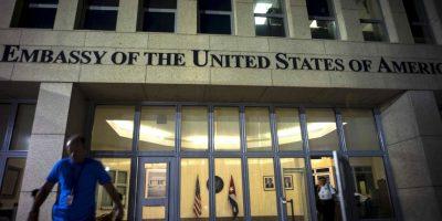 Esto con la intención de reabrir la embajada estadounidense en La Habana. Foto:AP