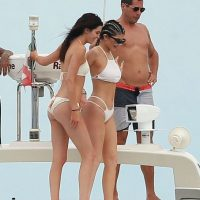 Kendall y Kilye Jenner Foto:Grosby Group