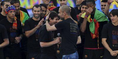 Esto lo logró gracias a la época dorada que vivió con el Barcelona, club que dirigió de 2008 a 2012. Foto:Getty Images