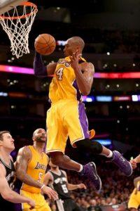 Suma cinco anillos de campeón de la NBA Foto:Getty Images