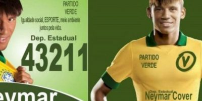 Neymar. Foto:vía Naosalvo.com.br