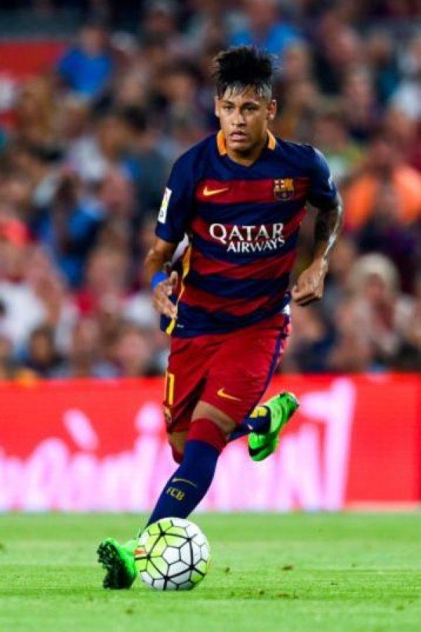 No contarán con Neymar, quien sufre de paperas Foto:Getty Images