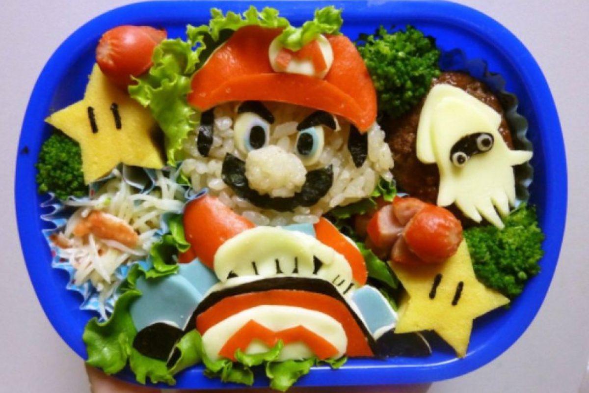 Título: Welcome to Mario Kart Foto:sumomonga