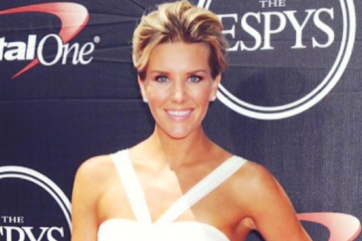Es conductora en Fox Sports 1 y NBC Foto:Vía instagram.com/charissajthompson