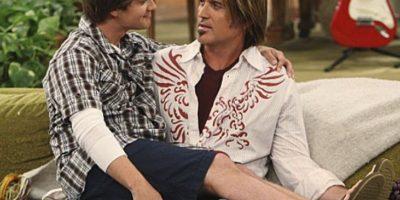 "Jason Earles interpretó a ""Jackson Stewart"", el hermano mayor de ""Hannah"" Foto:Disney"