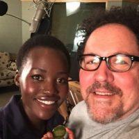 Lupita Nyong'o también será parte del elenco. Foto:vía instagram.com/jonfavreau