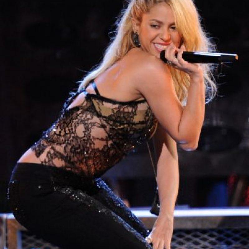 """Su famosa canción """"Rabiosa"""" ahora es parte del popular videojuego de coreografías """"Just Dance"""". Foto:Getty Images"""