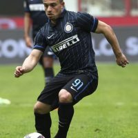 Xherdan Shaqiri llegó al Stoke City proveniente del Inter de Milán Foto:Getty Images