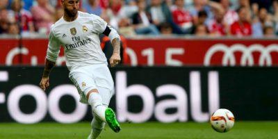 Sergio Ramos es el defensa mejor pagado con nueve millones de euros Foto:Getty Images