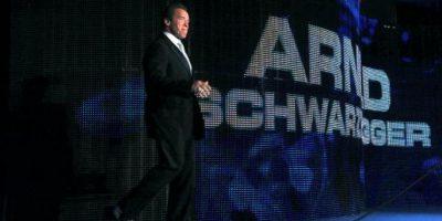 Arnold Schwarzenegger Foto:WWE