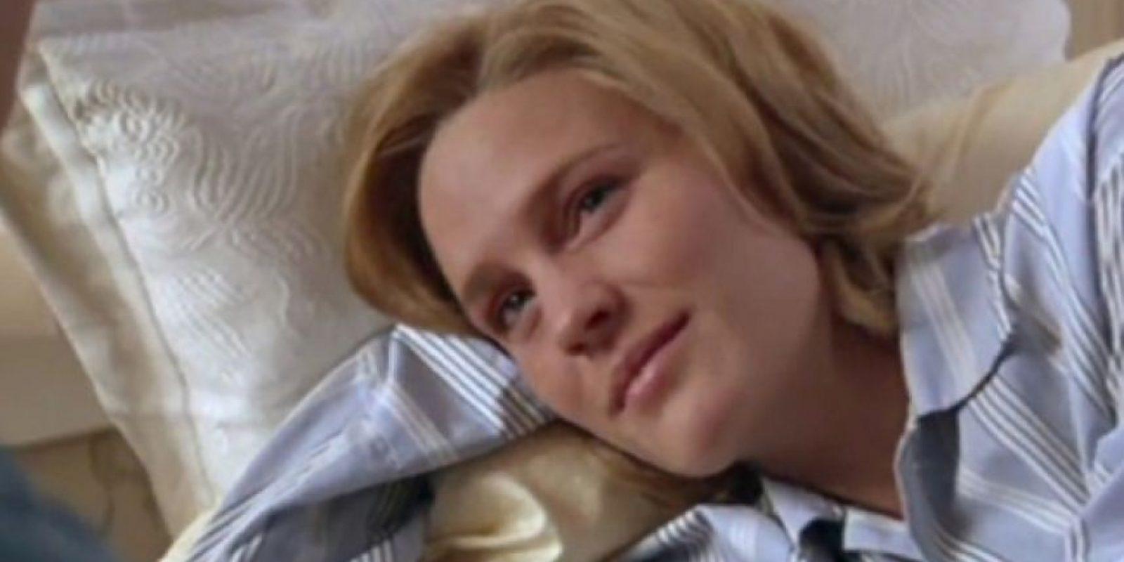 """Su madre, """"Jenny"""", muere víctima de un virus desconocido para la época (los años 80). Foto:vía Paramount Pictures"""