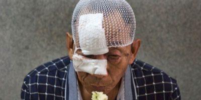 Hombre de 50 años fue localizado entre las ruinas después de tres días de haber ocurrido la explosión Foto:Getty Images