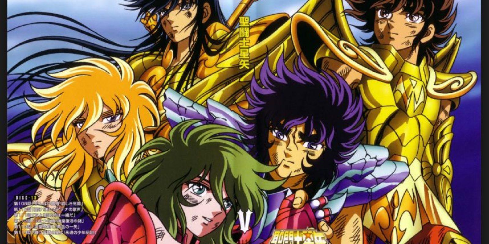 Fue adaptado posteriormente en una serie de anime de 145 episodios Foto:Toei Animation