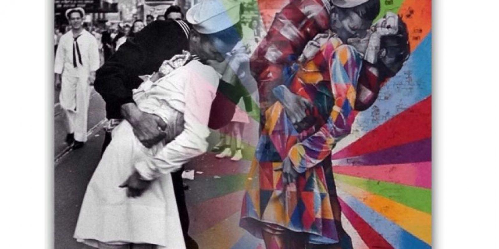 También, los usuarios de la redes sociales publicaron imágenes celebrando este día Foto:instagram.com/theworldwars/