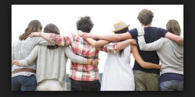 3.- Pasan menos tiempo con las personas indeseables. Por ello, disfrutan estar con los amigos Foto:Wikicommons