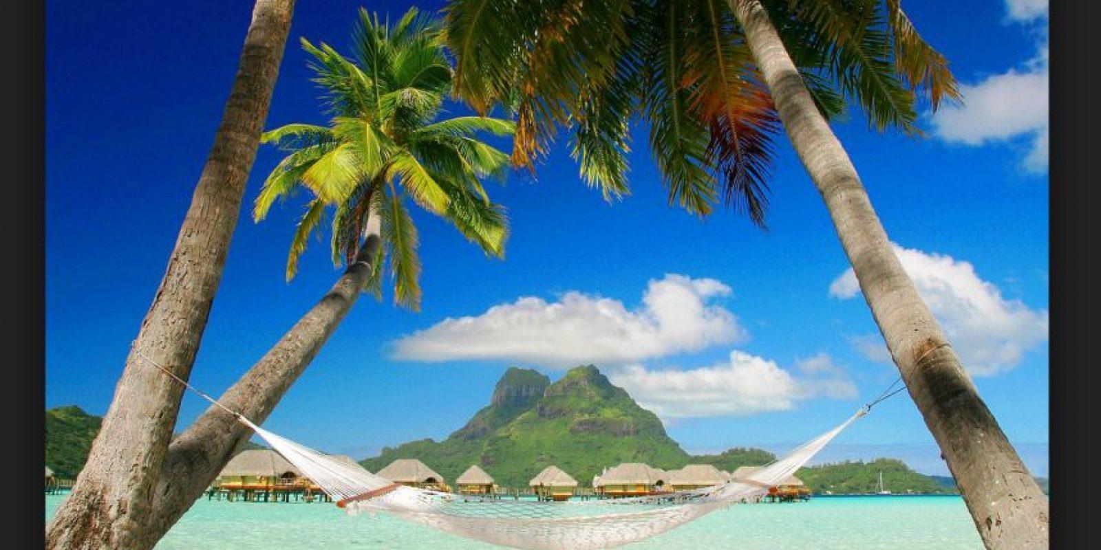 7.- Las vacaciones sí son vacaciones. Esto es por que se cuenta con dinero suficiente para escaparse a la playa o a otro país Foto:Wikicommons