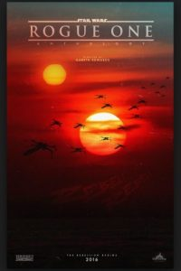 Estos son los carteles provisionales de la película Foto:Disney/LucasFilm