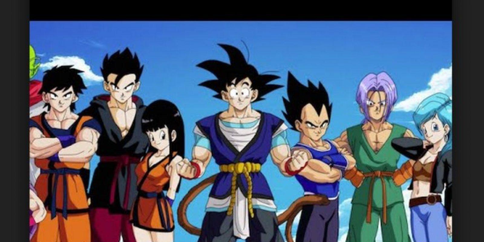 """""""Dragon Ball Super"""" regresa en 2015. Contará la historia después de la Saga de """"Majin Boo"""" Foto:Akira Toriyama/Fuji Television"""