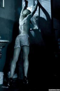 En su primer año en Nueva York, la amenazaron, robaron y violaron. Foto:Madonna.com