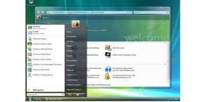 De acuerdo con muchos experto y usuarios, es el peor sistema operativo de Windows. Pretendía sustituir al popular XP, pero no tuvo la acogida esperada, meses después de sus estreno fue sustituido por Windows 7 Foto:Microsoft