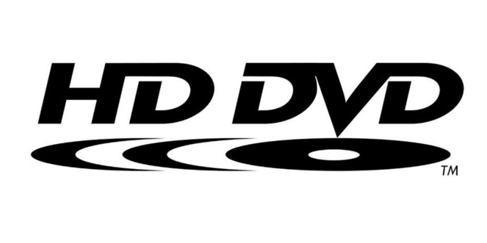 Al inicio de la década de los 2000 Toshiba apostó por llevar la alta definición a los DVD, sin embargo solo duraría 8 años este experimento que ha muerto para siempre después de la llegada de los formatos BluRay Foto:Toshiba