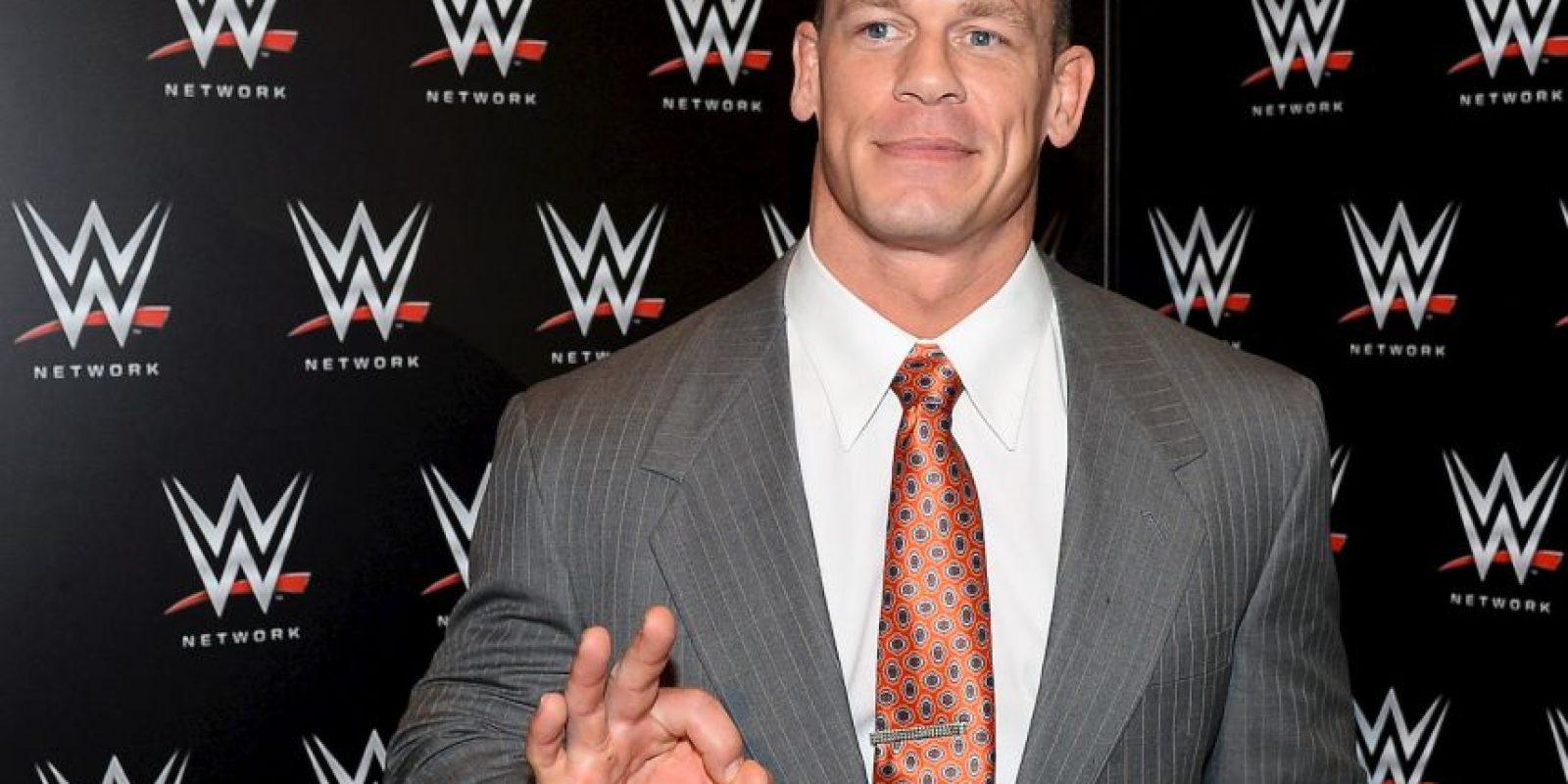 2. John Cena Foto:Getty Images