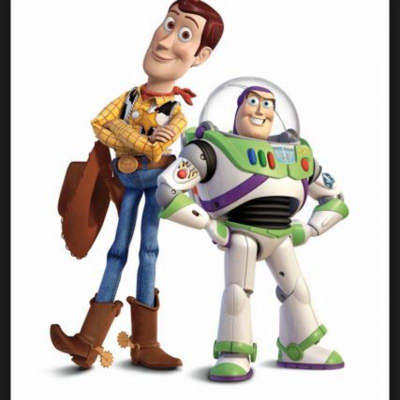 Es una película de animación por computadora dirigida por John Lasseter Foto:Disney/Pixar