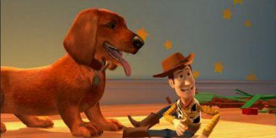 """""""Buster"""" es el perro de """"Andy"""", el niño dueño de los juguetes Foto:Disney/Pixar"""