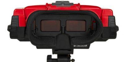 """Cuando se estrenó, algunos usuarios presentaron problemas de visión serios. El primer acercamiento a la realidad virtual de la empresa japonesa no duró en el gusto de los """"gamers"""" Foto:Nintendo"""