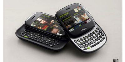 La intensión era hacer un híbrido entre el iPhone y un BlackBerry. El resultado fue un total fiasco: solo duro 48 horas en las tiendas Foto:Microsoft