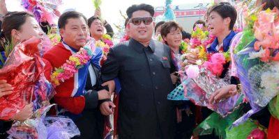 El líder político de Corea del Norte es Kim Jong-un. Foto:AFP