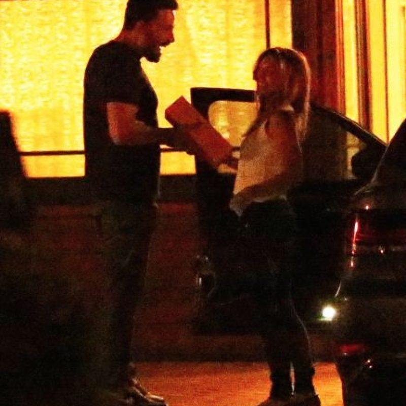 """Christine consideraba que entre ella y Ben Affleck existía un """"amor verdadero"""", según lo informó uno de sus amigos a la revista """"Us Weekly"""". Foto:The Grosby Group"""