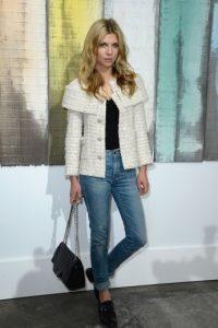También colaboró como modelo en campañas de ropa y perfumes franceses. Foto:Getty Images