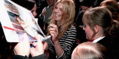 Actualmente es una estrella del cine francés y de Hollywood. Foto:Getty Images