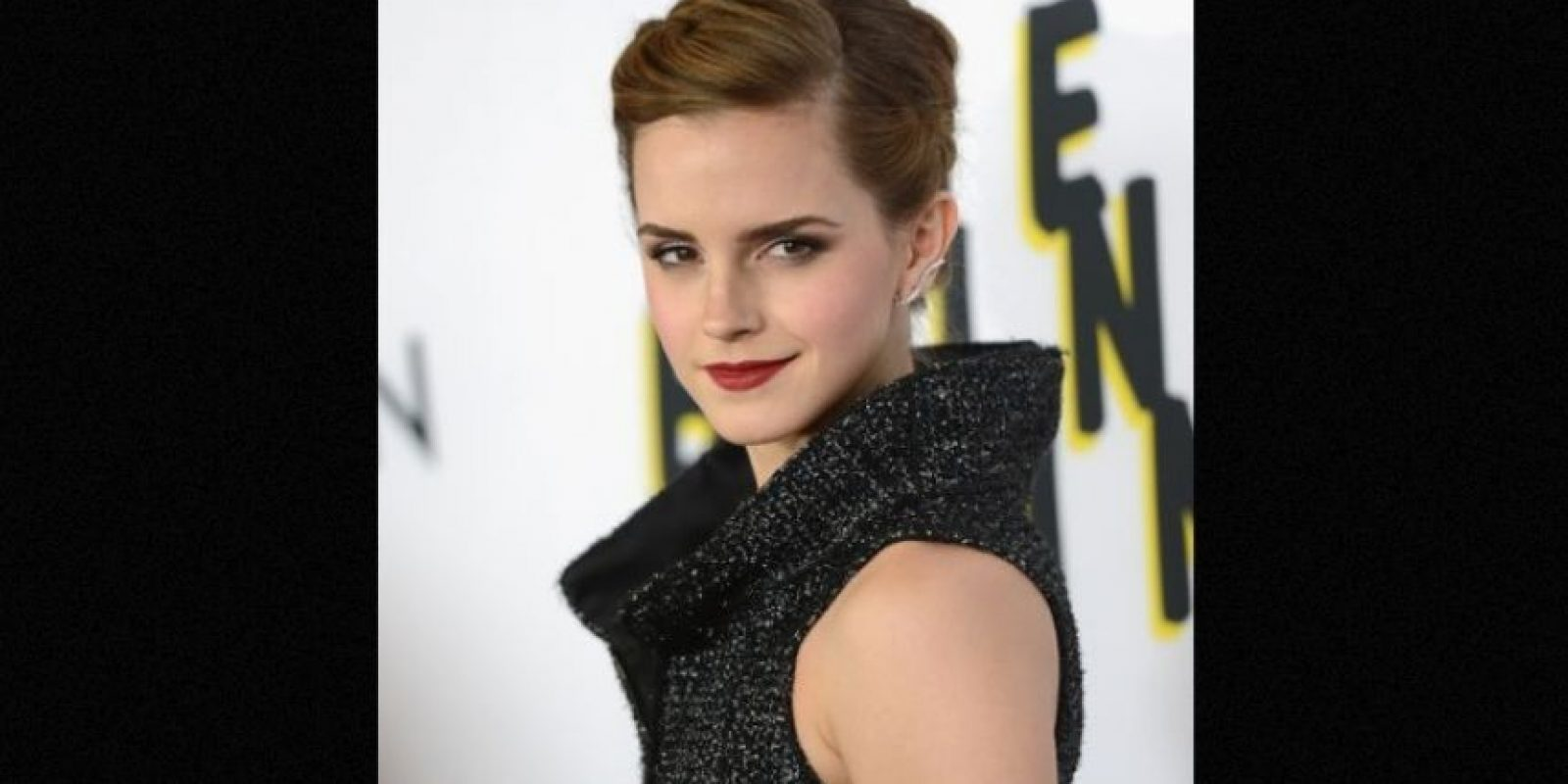 "Emma Watson será ""Bella"" Foto:Getty Images"